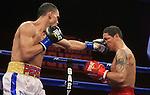 Los Angeles California , Darley Perez vs JHonatan Maicelo , Perez derroto a Maicelo por decisión unanime asi reteniendo el titulo interino de AMB de las 135 libras
