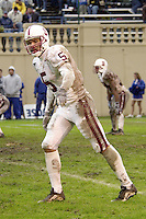 Teyo Johnson during Stanford's 41-14 win over San Jose State on December 1, 2001 at Spartan Stadium in San Jose, CA.<br />Photo credit mandatory: Gonzalesphoto.com