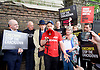 Dmitry <br /> Russian Asylum Seeker <br /> <br /> <br /> Amnesty International UK<br /> CHECHNYA: STOP ABDUCTING AND KILLING GAY MEN<br /> protest at the Russian Embassy, London, Great Britain <br /> 2nd June 2017 <br /> <br /> Over a hundred men suspected of being gay have been abducted, tortured and some even killed in the southern Russian republic of Chechnya.<br /> <br /> The Chechen government won&rsquo;t admit that gay men even exist in Chechnya, let alone that they ordered what the police call 'preventive mopping up' of people they deem undesirable. We urgently need your help to call out the Chechen government on the persecution of people who are, as they put it, of 'non-traditional orientation', and urge immediate action to ensure their safety.<br /> <br /> Photograph by Elliott Franks <br /> Image licensed to Elliott Franks Photography Services