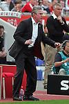 24.04.2010,  BayArena, Leverkusen, GER, 1.FBL, Bayer Leverkusen vs Hannover 96, 32. Spieltag, im Bild: Jupp Heynckes (Trainer Leverkusen)  Foto © nph / Mueller
