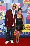 LOS ANGELES, CA. - September 07: Rapper T.I. arrives at the 2008 MTV Video Music Awards at Paramount Pictures Studios on September 7, 2008 in Los Angeles, California.