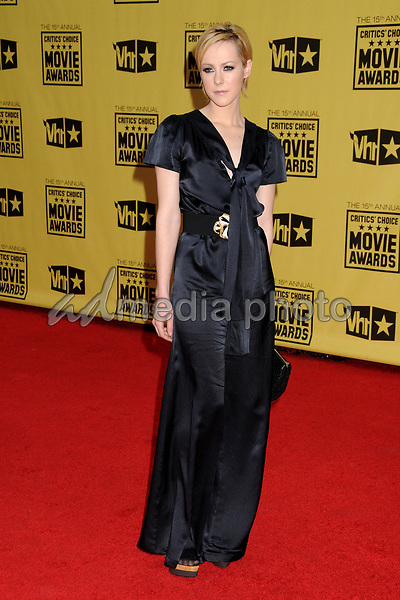 15 January 2010 - Hollywood, California - Jena Malone. 15th Annual Critics' Choice Movie Awards - Arrivals held at the Hollywood Palladium. Photo Credit: Byron Purvis/AdMedia