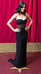 © Licensed to London News Pictures . 16/05/2015 .  The Palace Hotel , Manchester , UK . FIONA WADE . The red carpet at the 2015 British Soap Awards , The Palace Hotel , Oxford Road , Manchester . Photo credit : Joel Goodman/LNP