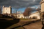 20060213 - France - Vincennes<br />LE CHATEAU DE VINCENNES<br />Ref: CHATEAU_DE_VINCENNES_008 - © Philippe Noisette