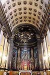 Barcelona.<br /> Basilica Santa Maria del Mar, El Born<br /> Sant Pere, Santa Caterina i la Ribera - Ciutat Vella.