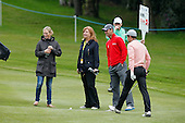 Zara Phillips, Susan McMahon, Martin Kaymer (GER) and Austin Healey during the ProAm ahead of the 2016 BMW PGA Championships played over the West Course Wentworth from 26th to 29th May 2016. Picture Stuart Adams, www.golftourimages.com: 25/05/2016