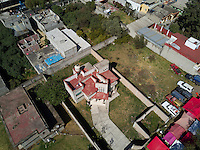 Vernacular architecture, Milpa Alta, Mexico City, Mexico