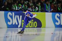 SCHAATSEN: GRONINGEN: Sportcentrum Kardinge, 18-01-2015, KPN NK Sprint, Margot Boer, ©foto Martin de Jong
