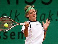 10-8-08, Eten Leur, NJK Tennis, Winnaar jongens 16 jaar, Justin Eleveld