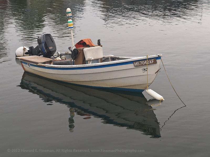 Fishing Boat, Rockport, 2012