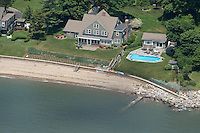 Real Estate Aerials | CT Shoreline Branford to Madison