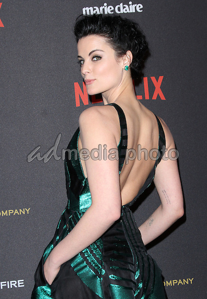 10 January 2016 - Los Angeles, California - Jaimie Alexander. 2016 Weinstein Company & Netflix Golden Gloves After Party held at the Beverly Hilton Hotel. Photo Credit: AdMedia