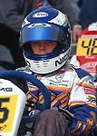 Nico Rosberg at the1998 Margutti Trophy