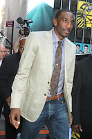 NEW YORK CITY, NY - August 20, 2012: NY Knicks' Amar'e Stoudemire at Good Morning America in New York City. © RW/MediaPunch Inc. /NortePhoto.com<br />