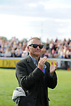 Stamford, Lincolnshire, United Kingdom, 8th September 2019, Owner Jonathan Clarke after winning the 2019 Land Rover Burghley Horse Trials, Credit: Jonathan Clarke/JPC Images