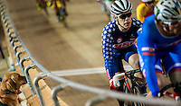Picture by Alex Whitehead/SWpix.com - 05/03/2017 - Cycling - UCI Para-cycling Track World Championships - Velo Sports Center, Los Angeles, USA - Dogs in Velodromes™