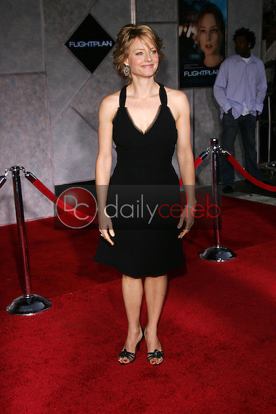 "Jodie Foster<br /> At the premiere of ""Flightplan"", El Capitan Theater, Hollywood, CA 09-19-05<br /> David Edwards/DailyCeleb.Com 818-249-4998"