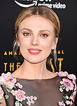HOLLYWOOD, CA - JULY 27:  Actress Bar Paly arrives at the Premiere Of Amazon Studios' 'The Last Tycoon' at the Harmony Gold Preview House and Theater on July 27, 2017 in Hollywood, California.