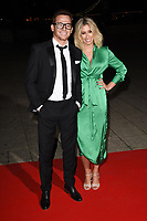 Joe Swash and Stacey Solomon<br /> arriving for the 2017 NSPCC Britain&rsquo;s Got Talent Childline Ball at Old Billingsgate, London<br /> <br /> <br /> &copy;Ash Knotek  D3315  28/09/2017