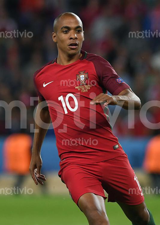 FUSSBALL EURO 2016 GRUPPE F IN PARIS Portugal - Oesterreich      18.06.2016 Joao Mario (Portugal)