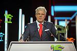 63 Premios Ondas.<br /> Gala de Entrega de los premios.<br /> El productor de Mitten in Deutschland NSU.