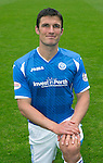 St Johnstone FC Photocall, 2015-16 Season....03.08.15<br /> John Sutton<br /> Picture by Graeme Hart.<br /> Copyright Perthshire Picture Agency<br /> Tel: 01738 623350  Mobile: 07990 594431