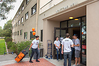 Newcomb Hall<br /> (Photo by Marc Campos, Occidental College Photographer)