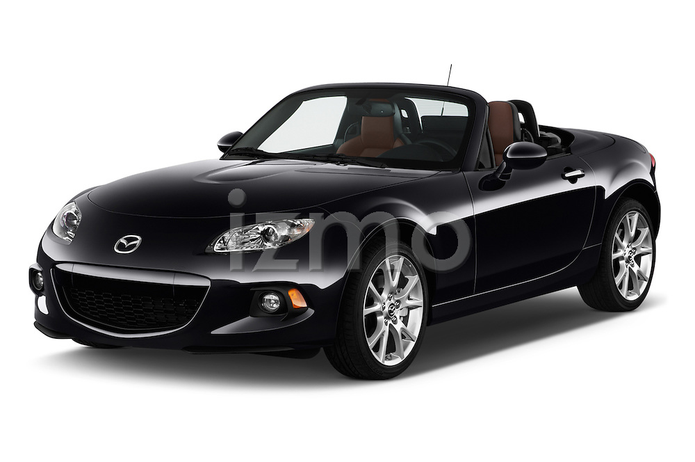 2013 Mazda Miata MX-5 Grand Touring PRHT Convertible