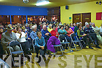 Large crowds enjoying the music at the Annual Gary McMahon singing weekend last Saturday night in Fr Casey's GAA, Abbeyfeale..