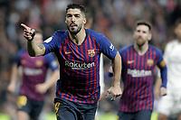 20190227 Calcio Real Madrid Barcellona Kings Cup