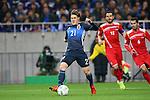 Gotoku Sakai (JPN), MARCH 29, 2016 - Football / Soccer : FIFA World Cup Russia 2018 Asian Qualifier Second Round Group E match between Japan 5-0 Syria at Saitama Stadium 2002, Saitama, Japan. (Photo by YUTAKA/AFLO SPORT)