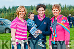 Athea Races: Attending Athea races on Sunday last were Sandra Maher, Brody & Caroline Horgan & Rita Holly all from Duagh.