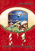Marcello, CHRISTMAS ANIMALS, WEIHNACHTEN TIERE, NAVIDAD ANIMALES, paintings+++++,ITMCXM1898A,#XA#