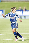 19 June 2004: Sarah Kate Noftsinger before the game. The Washington Freedom tied the Boston Breakers 3-3 at the National Sports Center in Blaine, MN in Womens United Soccer Association soccer game featuring guest players from other teams.