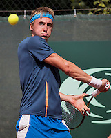 The Hague, Netherlands, 26 July, 2016, Tennis,  The Hague Open , Bastian Trinker (AUT)<br /> Photo: Henk Koster/tennisimages.com
