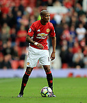 Ashley Young of Manchester United during the Premier League match at Old Trafford Stadium, Manchester. Picture date: September 24th, 2016. Pic Sportimage