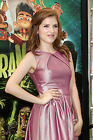 """LOS ANGELES - AUG 5:  Anna Kendrick arrives at the """"ParaNorman"""" Premiere at Universal CityWalk on August 5, 2012 in Universal City, CA ©mpi27/MediaPunch Inc"""