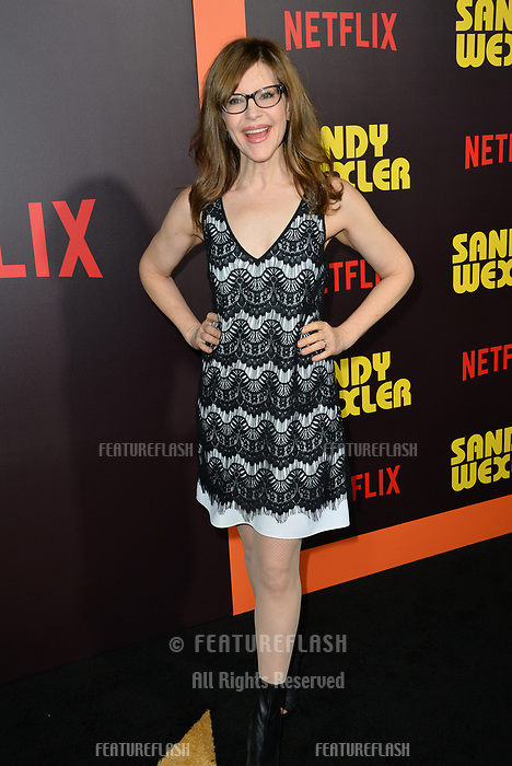 Lisa Loeb at the premiere for &quot;Sandy Wexler&quot; at The Cinerama Dome. Los Angeles, USA 06 April  2017<br /> Picture: Paul Smith/Featureflash/SilverHub 0208 004 5359 sales@silverhubmedia.com