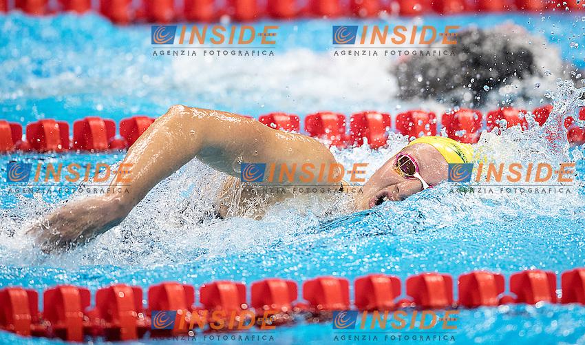 Ashwood Jessica AUS<br /> 400 freestyle women<br /> Rio de Janeiro 06-08-2016 XXXI Olympic Games <br /> Olympic Aquatics Stadium <br /> Swimming heats 07/08/2016<br /> Photo Giorgio Scala/Deepbluemedia/Insidefoto