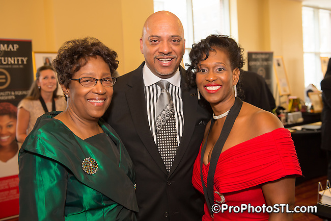 The 11th Annual Salute to Women in Leadership Gala presented by the Urban League of Metropolitan St. Louis at the Renaissance Grand Hotel in St. Louis, MO on June 20, 2014.