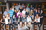 BIRTHDAY: A birthday party was held in O'Riada,'s Bar & Restaurant, Ballym,acelligott on Saturday night for Pat O'Sullivan, Castleisland by his Family and friend, (pat is seated 4th from right).