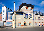 Adnams brewery, Southwold, Suffolk,