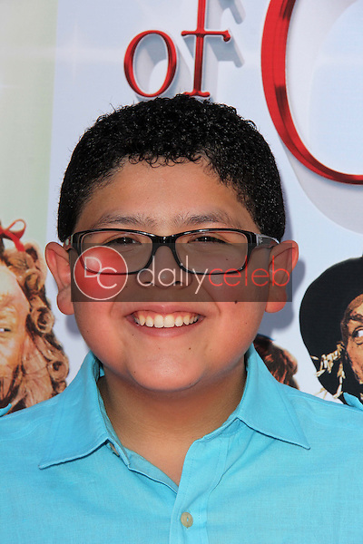 """Rico Rodriguez<br /> at """"The Wizard Of Oz 3D"""" World Premiere Screening and Grand Opening of the TCL Chinese IMAX Theater, Chinese Theater, Hollywood, CA 09-15-13<br /> David Edwards/DailyCeleb.com 818-249-4998"""