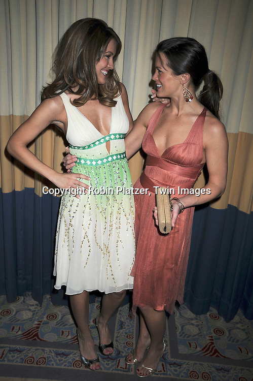 Chrishell Stause and Melissa Claire Egan