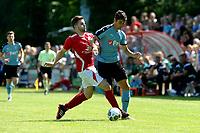 ANNEN - Voetbal, Annen - FC Groningen, voorbereiding seizoen 2017-2018, 09-07-2017, FC Groningen speler Tim Waterink
