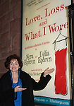 02-01-12 Robin Strasser - Love, Loss & What I Wore - Dawn Wells - Westside Theatre, NYC