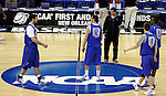 UK Basketball 2010: NCAA Practice
