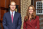 Duke and Duchess of Cambridge at the Middle Temple