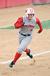 MADISON, WI - APRIL 8: The Wisconsin Badgers softball team against the Iowa Hawkeyes at Goodman Diamond on April 8, 2007 in Madison, Wisconsin. (Photo by David Stluka)