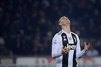 Cristiano Ronaldo Juventus<br /> Torino 15-12-2018 Stadio Olimpico Football Calcio Serie A 2018/2019 Torino - Juventus <br /> Foto Federico Tardito / OnePlusNine / Insidefoto
